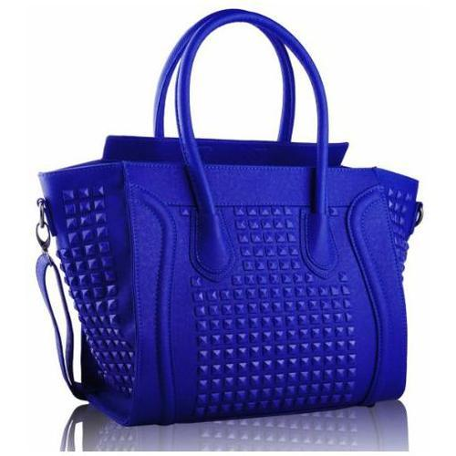 4cfaef4551b4 Blue Designer Ladies Bag