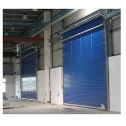 Industrial Aluminum Roller Doors