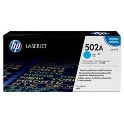 HP Q6471A 502A Cyan Laser Toner Printer Cartridge
