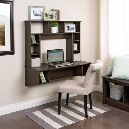 Wonderful Wall Mounted Study Table