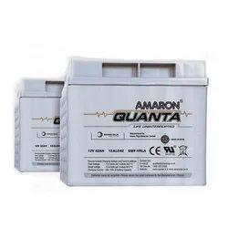 Amaron 42 Ah Quanta Industrial Battery, Model No: 12AL042
