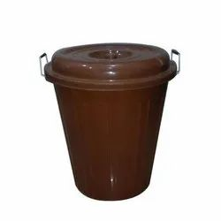 35 L Plastic Storage Bucket
