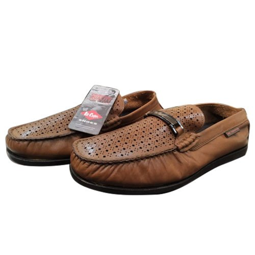 Leather Casual Mens Lee Cooper Loafer