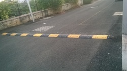Rubber Speed Breaker Speed Humps