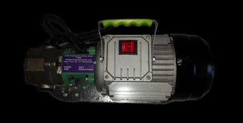 Amspa 30 M Chemical Unloading Gear Pumps, Max Flow Rate: 75 Lpm, Model: B-75S