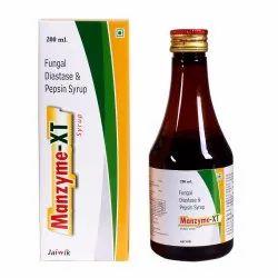 Digestive Enzyme Syrup (Fungal Diastase & Pepsin)