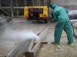 Iron Grill High Pressure Cleaning Services