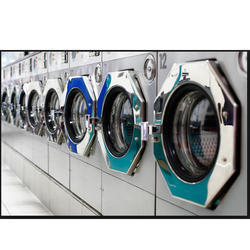Trimurti Traders Capacity(Kg): 100 Kg Front Loading Washing Machines