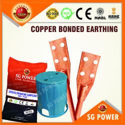 Copper Bonded Earthing