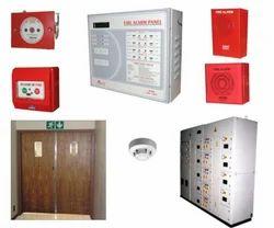 Brand: Agni Fire Alarm Panel Repairing