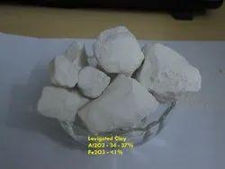 China Clay Lump Paper Coating