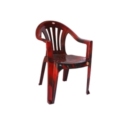 Surprise Plastic Armchair, Warranty: 5 Years Guarantee, Size: Medium