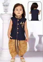 Small Boys Dhoti Set