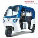 Battery Mahindra Treo - Sft Auto Rickshaw, Seating Capacity: D + 3 Seater