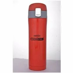 Stainless Steel Round Milton Thermo SS Water Bottle, Capacity: 1800 Ml
