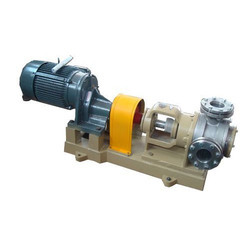 Single Stage Stainless Steel Chemical Pump