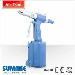 Air Hydraulic Riveter Sumake make ST- 6615 for Reverting