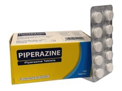 Piperazine Tablets 0.5 GM