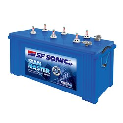 Lead Acid SF Sonic SM4000 Battery, Model Name/Number: Stan Master/SM4000, 12 V