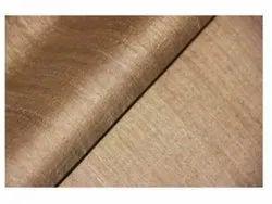 Plain Tussar Silk
