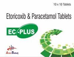 Etoricoxib & Paracetamol Tablets