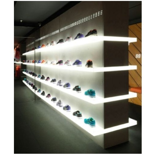 Shoe Racks Acrylic Shoe Display Stand Manufacturer From