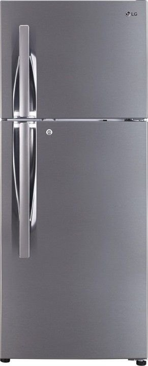 LG 260 L 4 Star Frost Free Double Door Refrigerator (GL-I29...