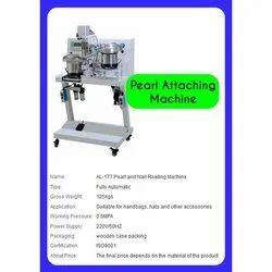 AL- 177 Pearl Attaching Machine
