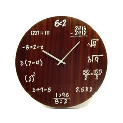 Wooden Clocks - Round
