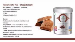 Naturamore for Kids Choclate Cookie Flavour 350 Gm