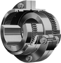 Round Full Gear Couplings