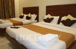 Deluxe Four Bed Rooms