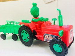 Kids Plastic Toy Tractor
