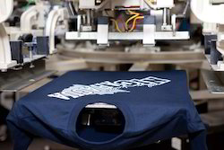 Cotton Screen T-shirt Printing Services