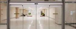 Dorma Automatic Interior Glass Sliding Door