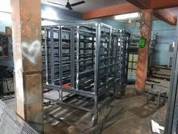 Machinery Safety Cage Fabrication Service