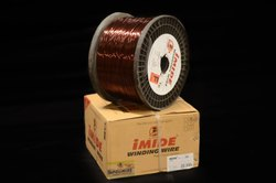 Imide: Enameled 10 Swg - 42 Swg Copper Winding Wire