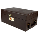 Brown - 03 - Portable Bar Accessories Set