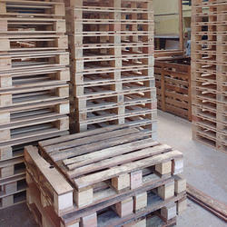 Heat Treated Wooden Dunnages for Packaging