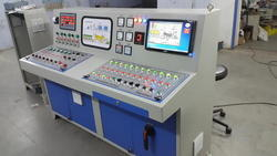 AC Drive Control Panel Board for Asphalt Drum Mix Plant