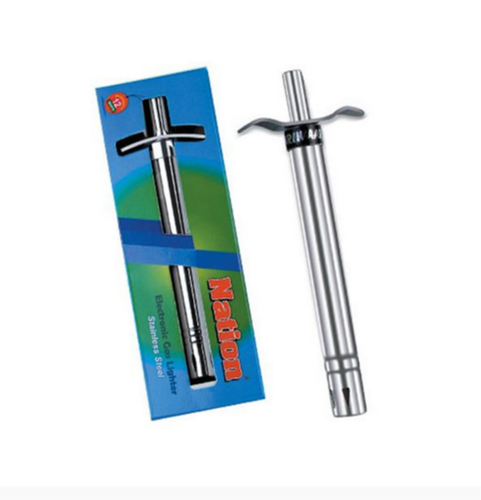 10mm Ss Body Blazer Kitchen Lighter At Rs 20 Piece Stainless Steel Gas Lighter Id 20539865448