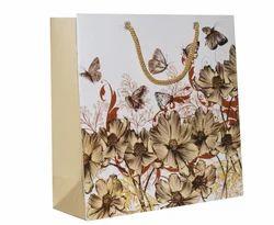 Floral Design Bags