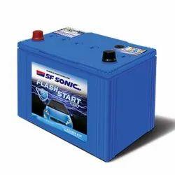 SF Sonic Battery, Battery Capacity: 65 Ah , Battery Type: VRLA