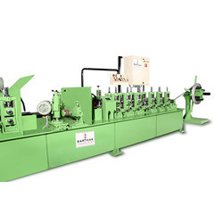 Industrial SS 316 Tube Mill Machine