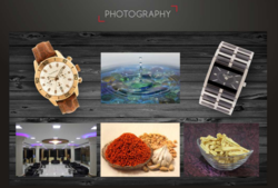 Commercial Advertising Photography