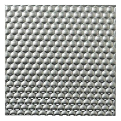 Stainless Steel Colored 3D Effect Designer Sheets