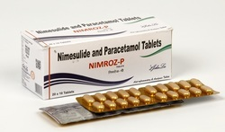 Nimesulide 100 Mg Paracetamol 325 Mg Tablets