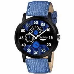 Casual Watches Analog Brown Color Watch For Men And Boys Fly Feather, For Formal