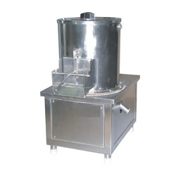 SS Potato Peeling Machine