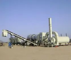DM-60 Asphalt Drum Mix Plant